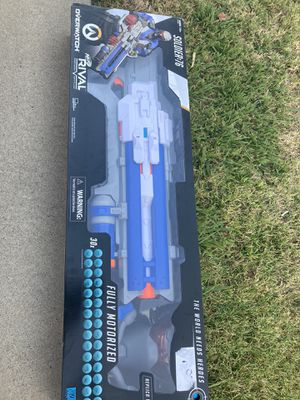 nerf gun rival overwatch for Sale in Sacramento, CA