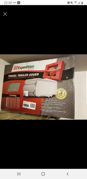 EXPEDITION Travel Trailer Cover for Sale in Miami, FL