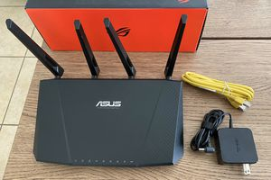 ASUS RT-AC87U Router for Sale in Las Vegas, NV