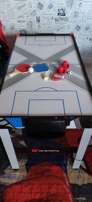 Jr size foosebal, table tennis & air hockey table for Sale in Fort Lauderdale, FL