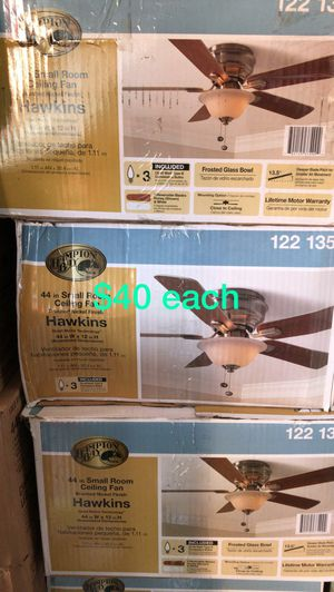 """Hawkins 44"""" Small Room fan for Sale in Canoga Park, CA"""