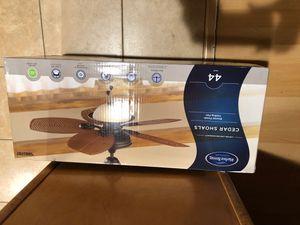 Ceiling fan Harbor breeze for Sale in East Brunswick, NJ