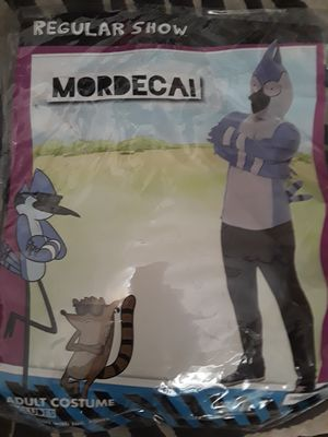 The Regular Show Mordecai Costume Adult Size for Sale in El Cajon, CA