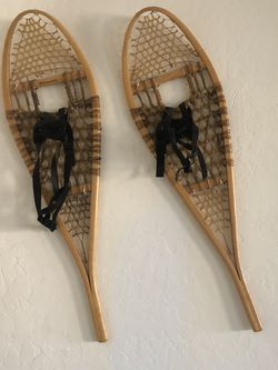 Antique Snow Shoes for Sale in Friant,  CA