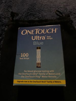 Diabetic test strips for Sale in Bloomfield, NJ