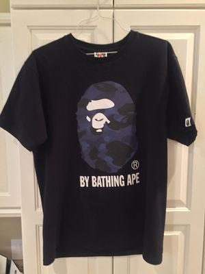 Real BAPE tee worn twice. XL for Sale in Bloomington, IL