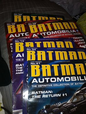 Batman collections for Sale in Casa Grande, AZ