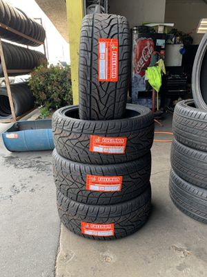 265/35R22 FULLRUN TIRES for Sale in Irwindale, CA