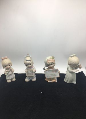 Precious Moments Porcelain Figures for Sale in Chino Hills, CA