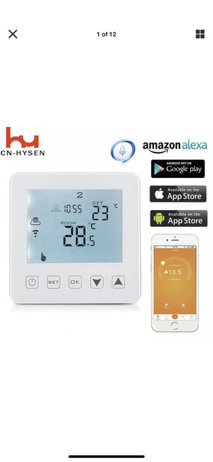 WiFi thermostat NEW for Sale in Fresno, CA