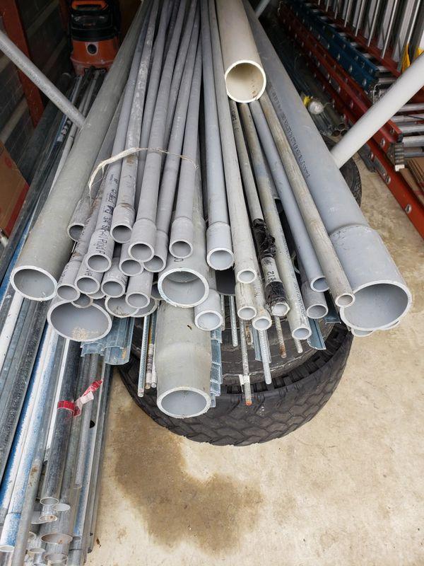 pvc pipe, plastic tubing