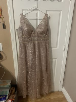 Rose gold party dress for Sale in Stanton, CA