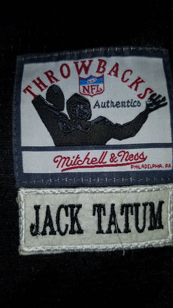 Jack Tatum sz 56. Raiders throwback Jersey. Mitchell   Ness for Sale ... 60ffc948e