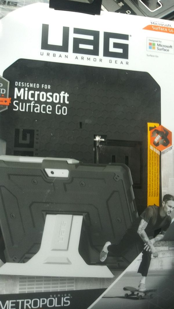 Microsoft surface go Urban Armor case