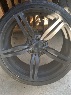 Bmw M6 style wheels for Sale in Santa Ana, CA