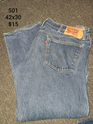 Levi's 501s for Sale in Dickinson, ND