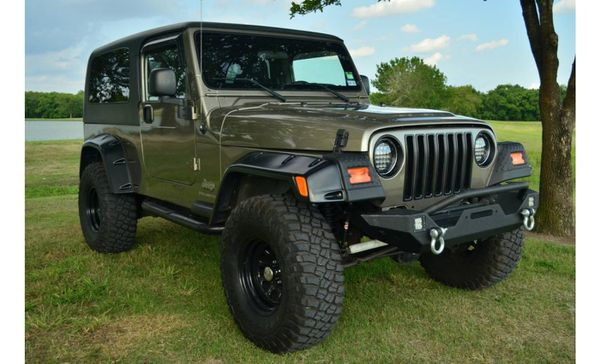 FullyMaintained2005 Jeep Wrangler TJ Unlimited (LJ)SellingFaster
