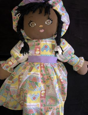 African Plush Doll for Sale in Tustin, CA