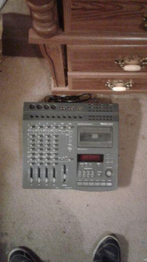 Tascam mix record for Sale in Leavenworth, WA