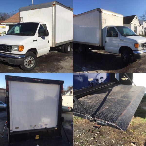 Ford E350 Box Truck W/ Lift Gate!! For Sale In Malvern, PA