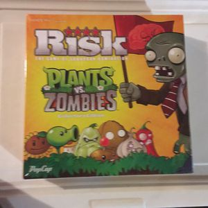 New Risk Plants Vs Zombies for Sale in Yorkville, IL