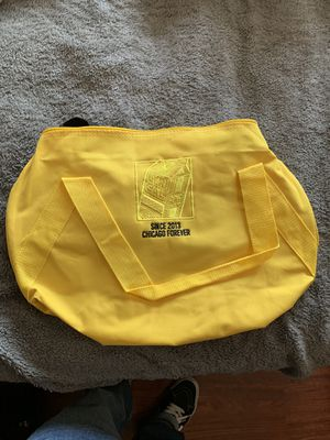 Lyrical Lemonade Canary Yellow Duffle Bag for Sale in Union City, CA