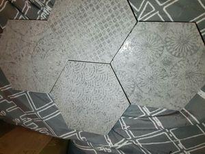 Beautiful Hexagon tile for Sale in Riverside, CA