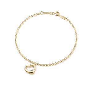 Tiffany open heart Bracelet- Elsa Peretti for Sale in Moreno Valley, CA