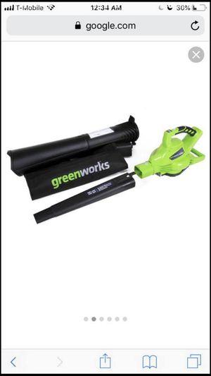 Leaf Blower /Vacuum shredder for Sale in Bronx, NY