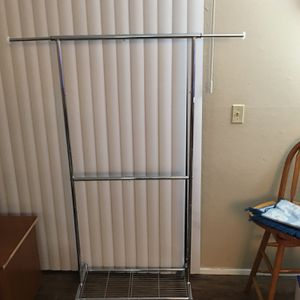 Expandable Clothes Rack for Sale in Beaverton, OR