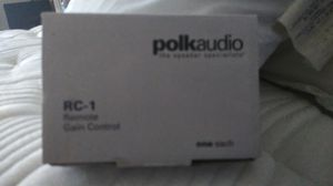 Polkaudio RC-1 for Sale in Hayward, CA