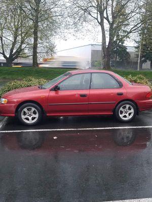 2000 Subaru Impreza AWD 2.2 l for Sale in Seattle, WA