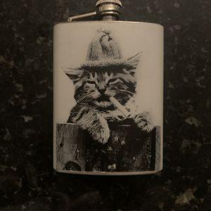 Cigarette Cat Flask for Sale in Whittier, CA