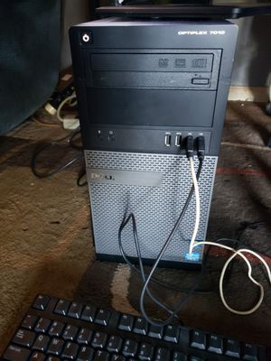 Dell desktop i5 for Sale in Rocky Mount, NC