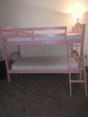 Bunk beds with very comfortable mattresses for Sale in Atlanta, GA