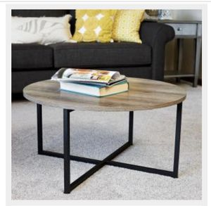 Ashwood Round Coffee Table in Light Wood for Sale in Duarte, CA