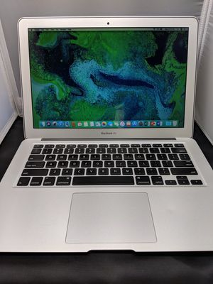 "Apple MacBook air 13"" 1.8ghz i5 128ssd mid 2012 with Photoshop cs6 master collection +with office for Sale in Dallas, TX"