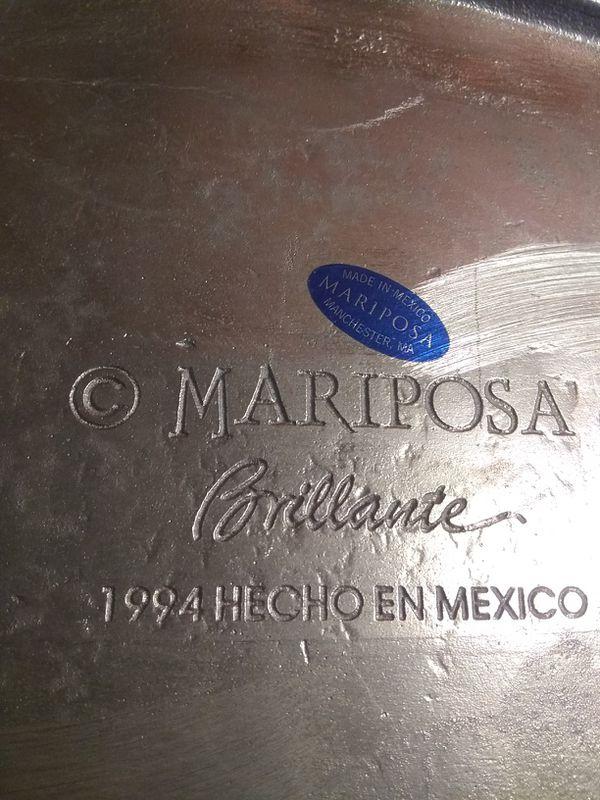 Maraposa 1994 Brillante Silver Platter