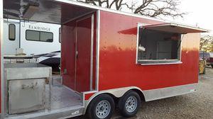 2017 Custom Enclosed Concessions Trailer for Sale in Denton, TX
