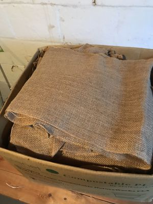 Burlap table runners for Sale in Washington, DC