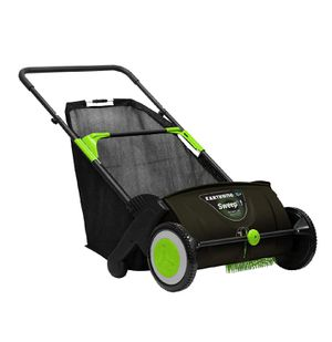 Earthwise sweeper used good for Sale in Franklin Park, IL