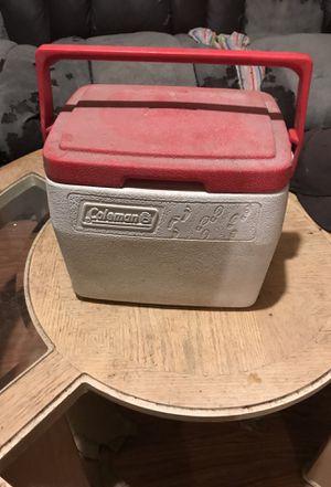 Coleman cooler for Sale in Brookneal, VA