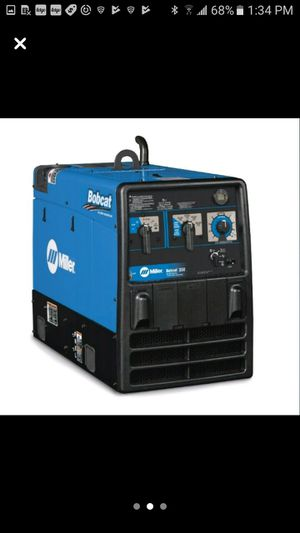 Miller bobcat welder generator for Sale in Brooklyn, NY