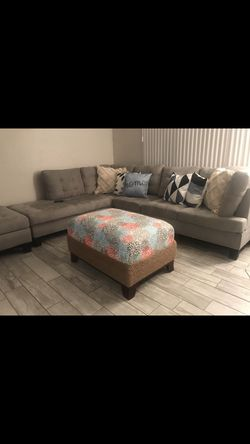Sectional Gray for Sale in Henderson,  NV