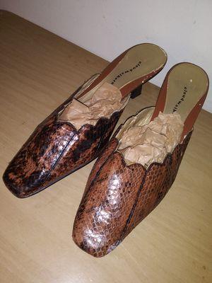 Women's slip on heels size 10 for Sale in Southfield, MI