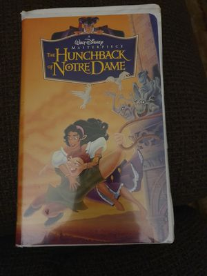 The hunchback of Notredame movie for Sale in Ruskin, FL