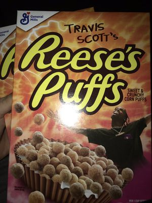 Travis Scott Reese's puffs cereal for Sale in Staten Island, NY