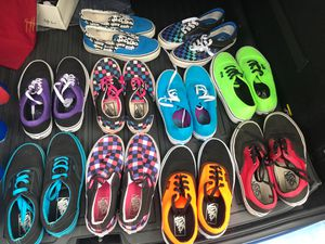 Women's vans for Sale in Lake Worth, FL