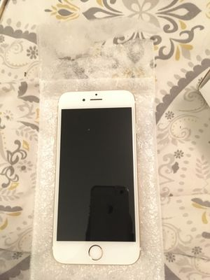 Unlocked iPhone 6; 16 GB ; Gold; excellent condition for Sale in Lynnwood, WA