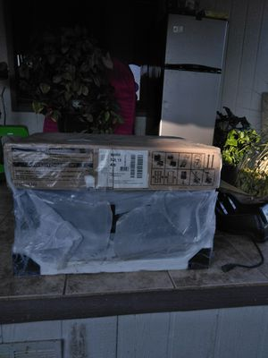 stain still microwave new. In box for Sale in Perris, CA